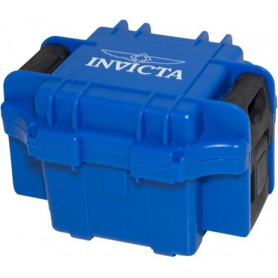 Invicta darčekový box - modrý