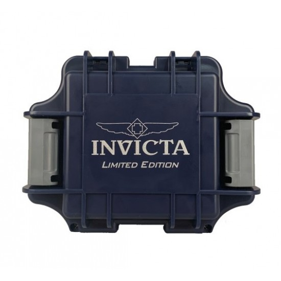 Invicta darčekový box - modrá limited